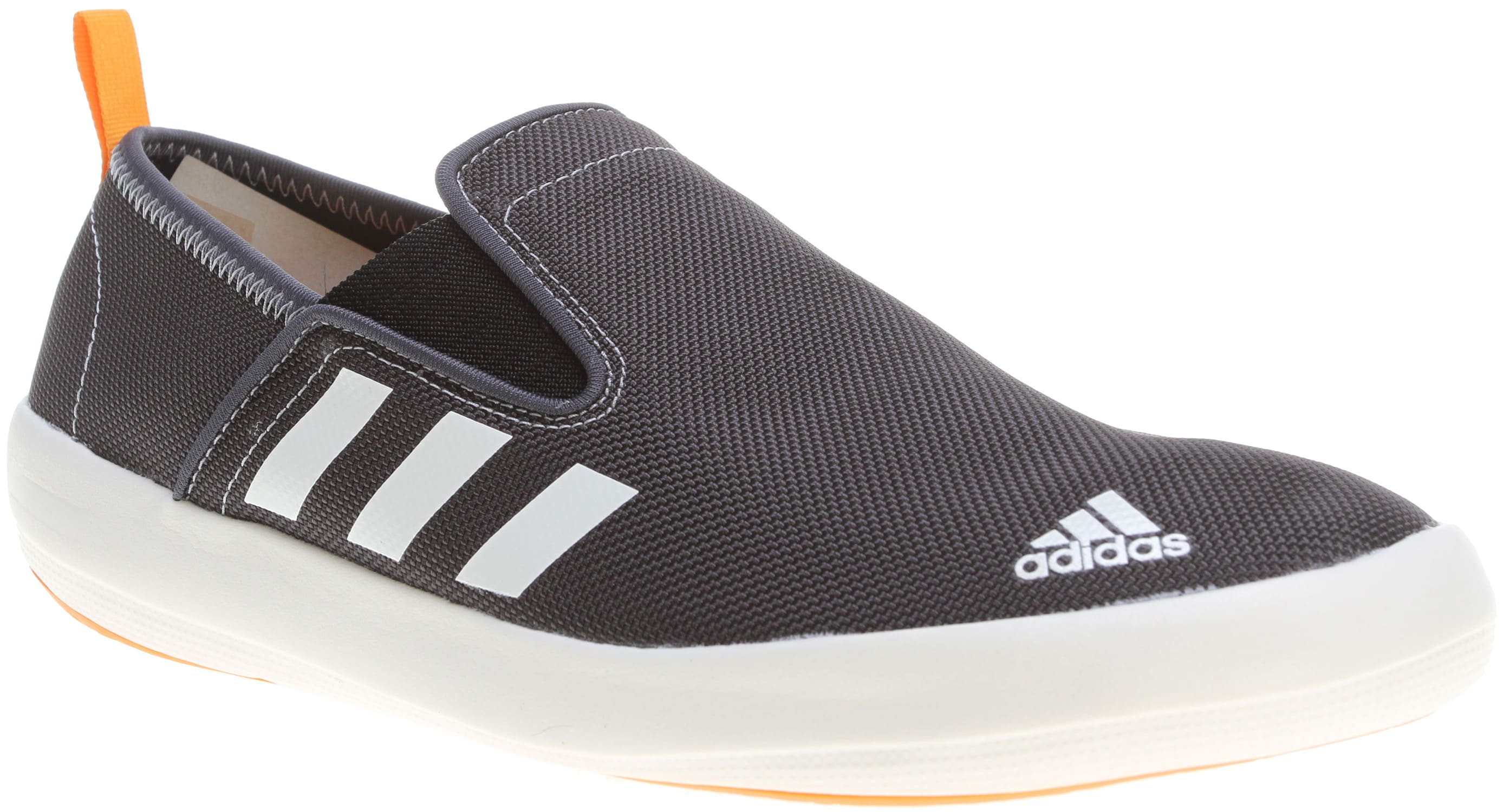 on sale adidas boat slip on dlx water shoes up to 50 off. Black Bedroom Furniture Sets. Home Design Ideas