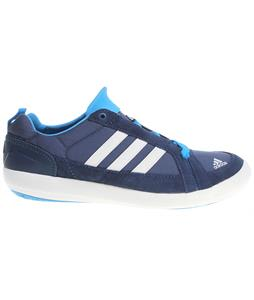 Adidas Boat Lace DLX Shoes Rich Blue/Chalk/Solar Blue
