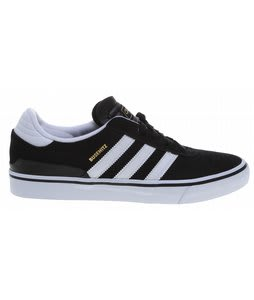 Adidas Busenitz Vulc Skate Shoes Black/Running White/Black