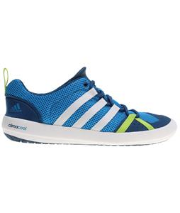 Adidas Climacool Boat Lace Water Shoes Solar Blue/Chalk/Solar Slime