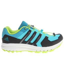 Adidas Duramo Cross X Hiking Shoes Vivid Mint/Black/Power Teal
