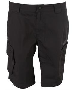 Adidas Edo Cargo Shorts Black/Dark Shale