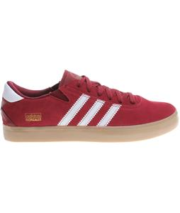 Adidas Gonz Pro Shoes Collegiate Burgundy/White/Gum