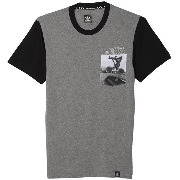 Adidas Gonz Shmoo Pocket T-Shirt