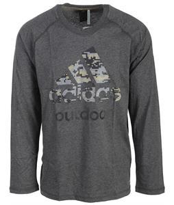 Adidas Hiking Dri-Release Camo L/S Shirt