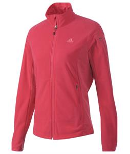 Adidas Hiking Jacket Fleece Vivid Berry