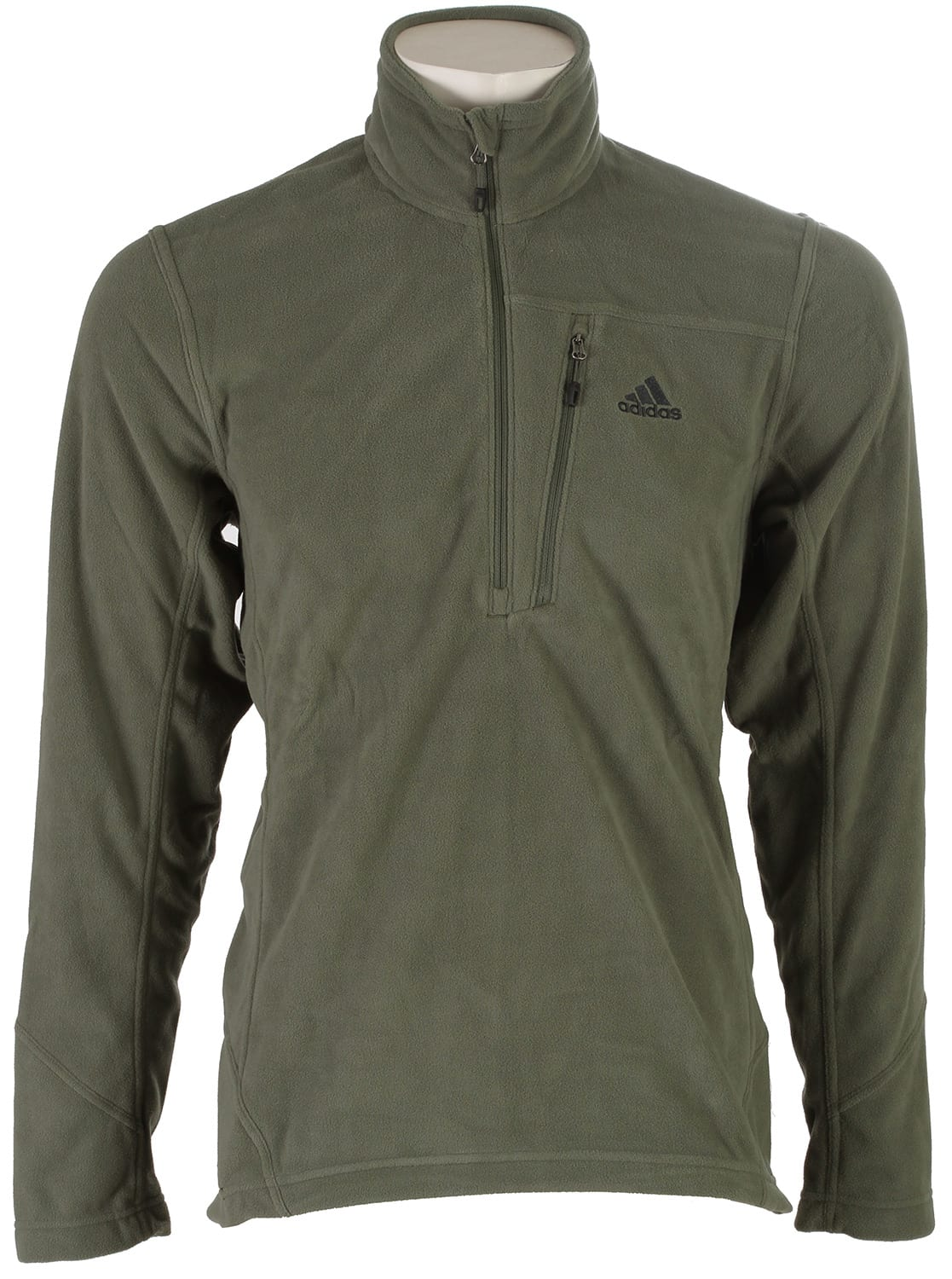 on sale adidas hiking reachout pullover fleece up to 50 off. Black Bedroom Furniture Sets. Home Design Ideas