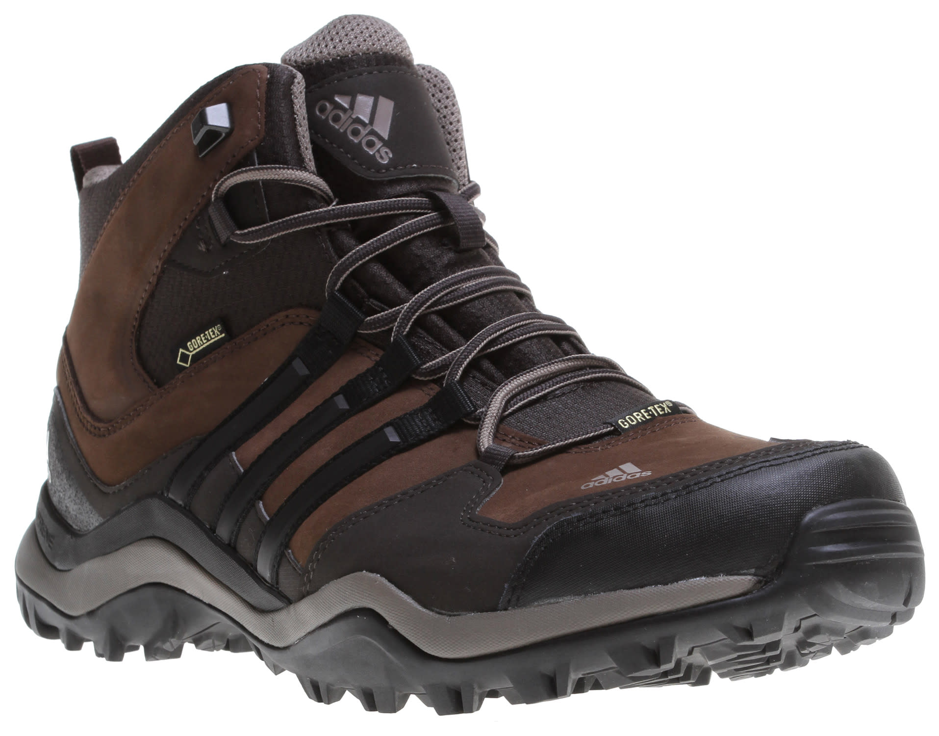 Adidas Kumacross Mid Gtx Leather Hiking Boots