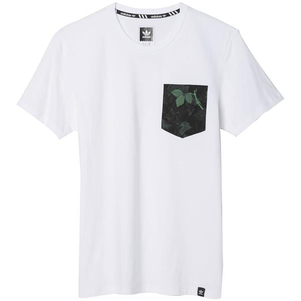 Adidas Posion Ivy League Pocket T-Shirt