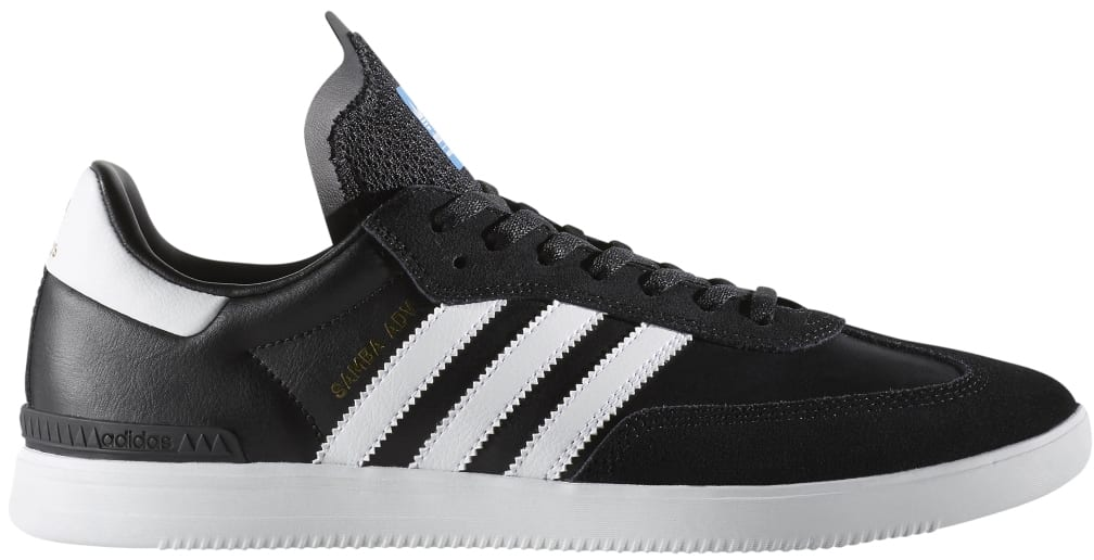 on sale adidas samba adv skate shoes up to 40 off. Black Bedroom Furniture Sets. Home Design Ideas