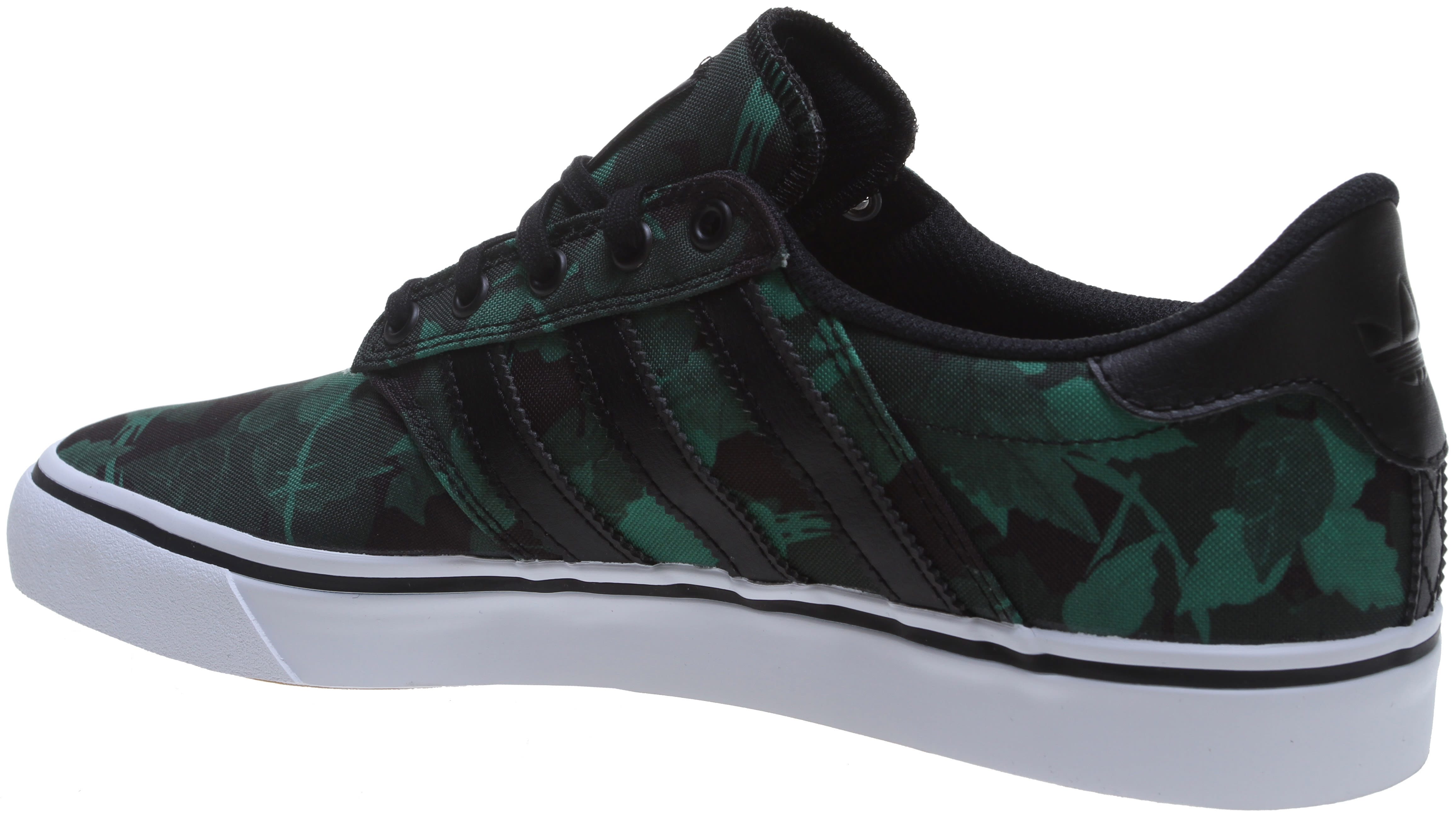 Adidas White Green Shoes