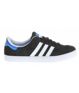 Adidas Skate Skate Shoes Black/White/Bluebird