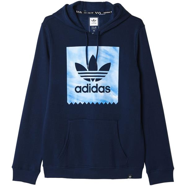 Adidas Sky Dye Blackbird Hoodie