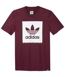 Adidas Solid Blackbird T-Shirt
