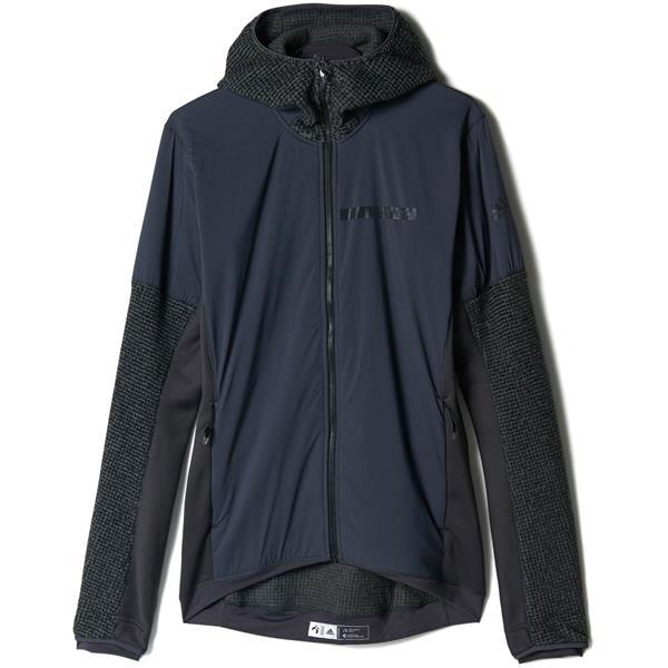 Adidas Terrex Climaheat Techrock Hooded Fleece