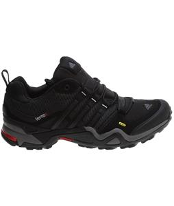 Adidas Terrex Fast X Hiking Shoes Carbon/Black/Scarlet