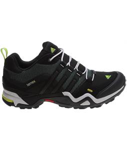 Adidas Terrex Fast X Hiking Shoes Vista Green/Black/Solar Slime