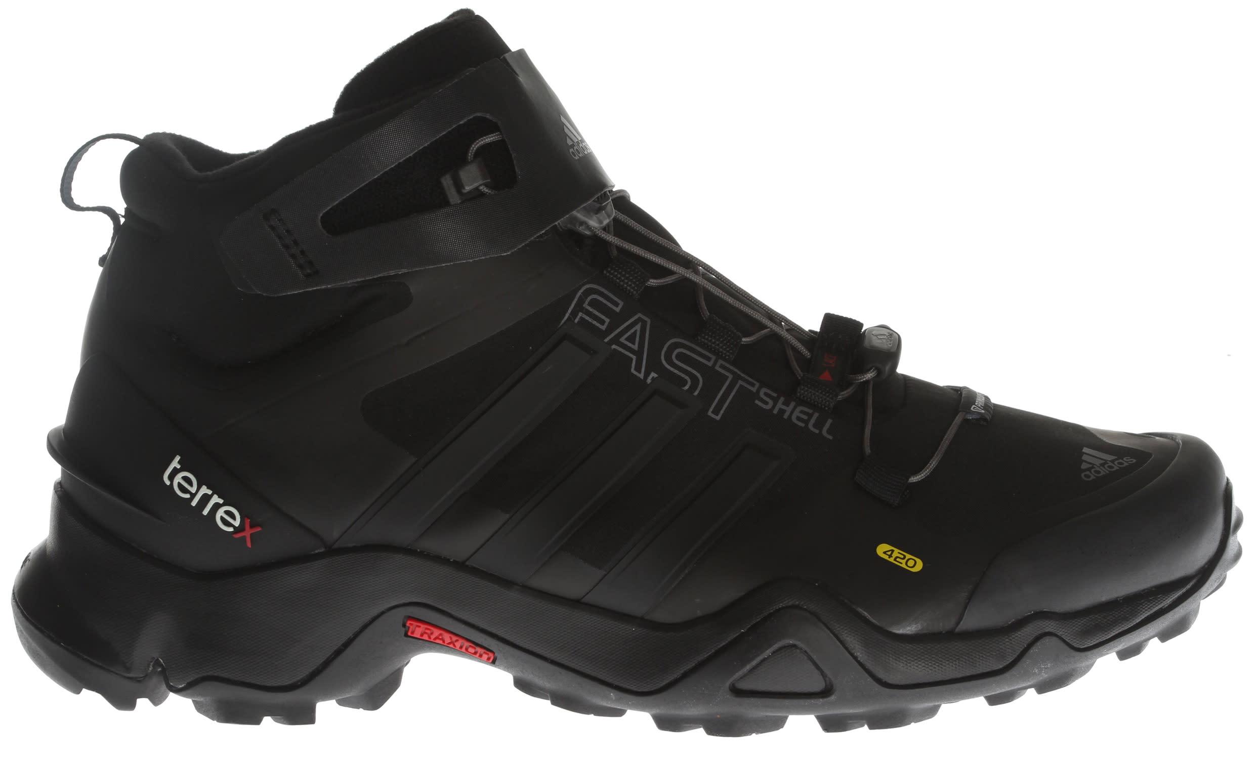 Adidas Terrex Fastshell Mid Hiking Boots Mens EBay