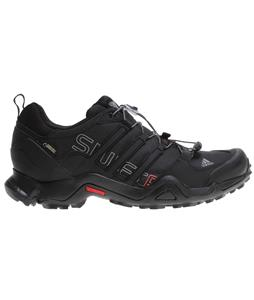 Adidas Terrex Swift R GTX Hiking Shoes Black/Vivid Red