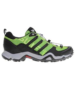 Adidas Terrex Swift R Hiking Shoes Solar Slime/Black/Vivid Green