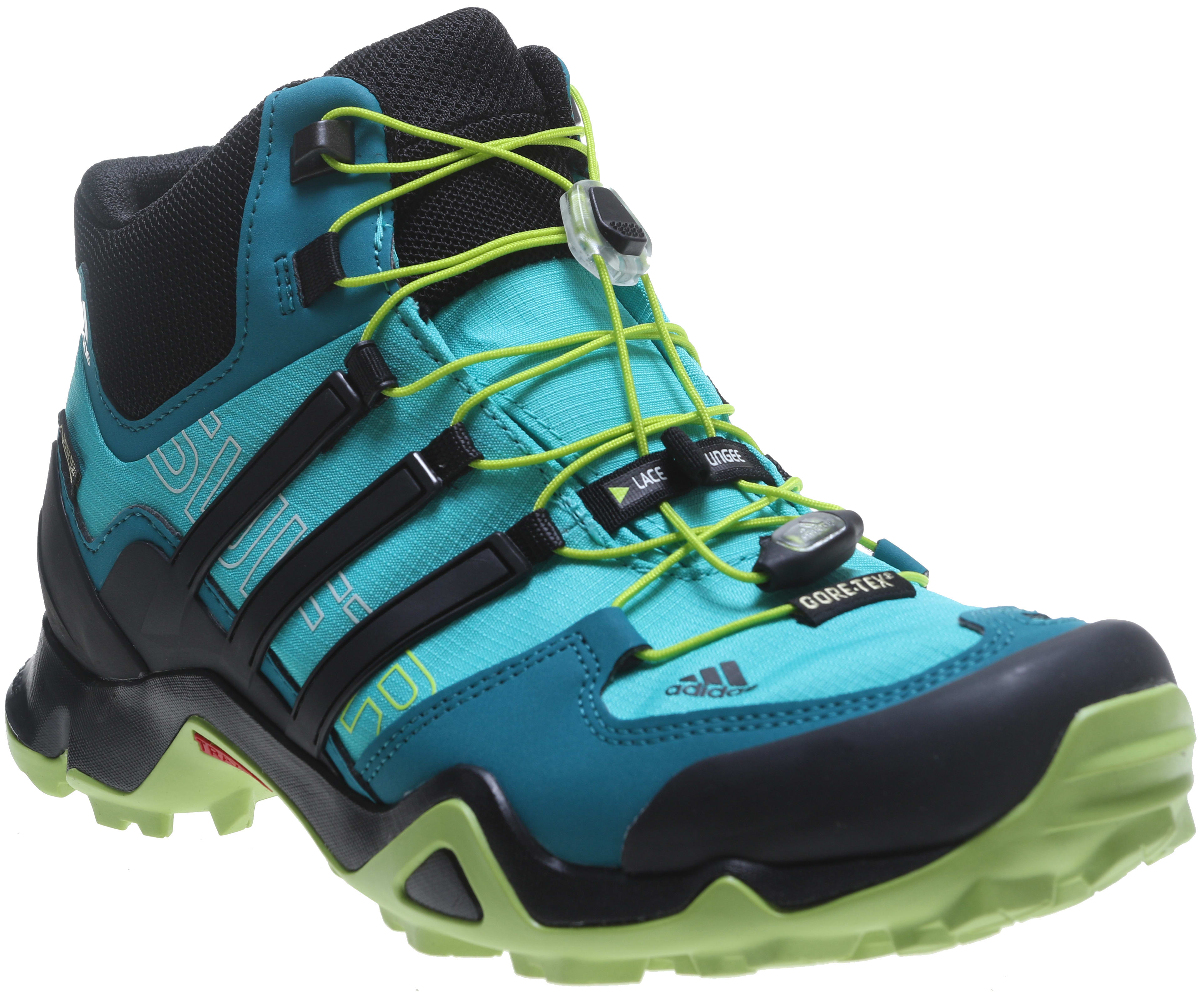On Sale Adidas Terrex Swift R Mid GTX Hiking Boots - Womens up to ...