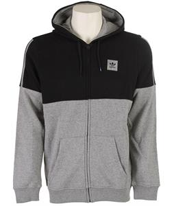 Adidas Tracked Hoodie Core Heather/Black