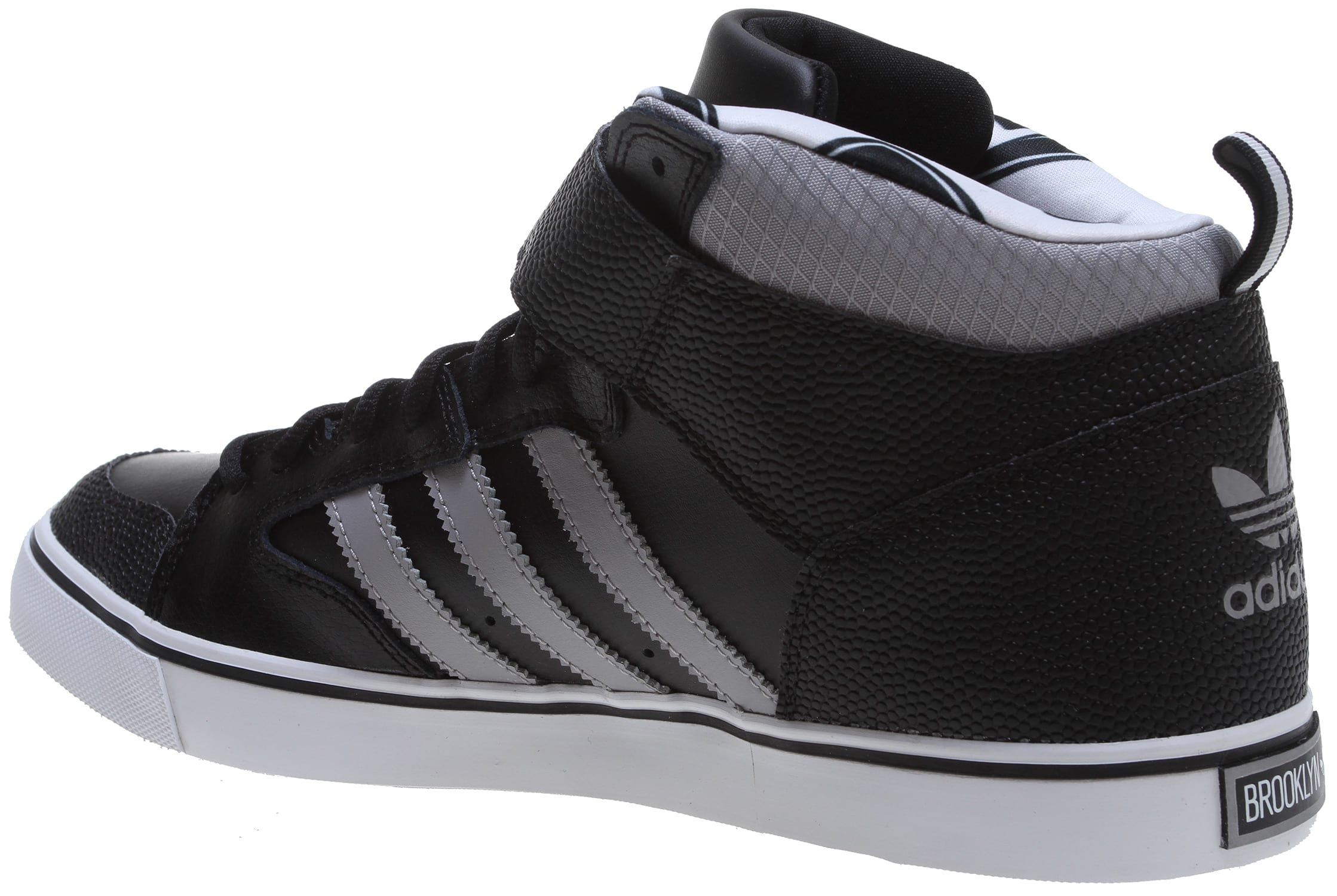 on sale adidas varial ii mid nba skate shoes up to 50 off. Black Bedroom Furniture Sets. Home Design Ideas