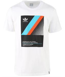 Adidas VHS Block T-Shirt