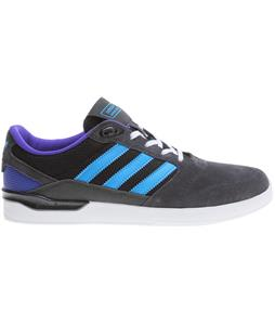 Adidas Zx Vulc Shoes Solid Grey/Solar Blue/Night Flash