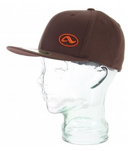 Adio Nostalgic Flexfit Hat Brown