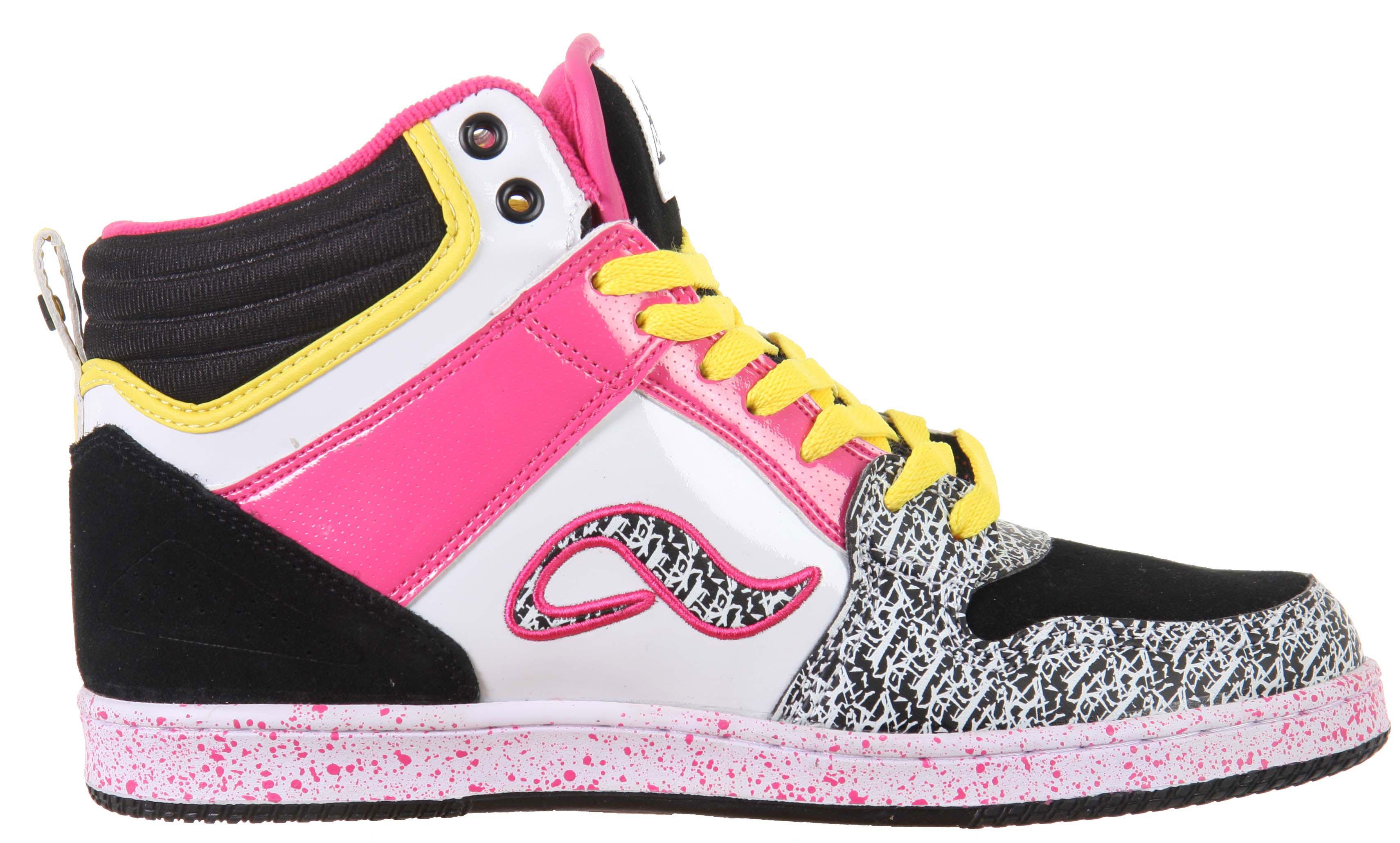 Adio Hamilton Skate Shoes Women's Reviews & Sale   trusnow.com