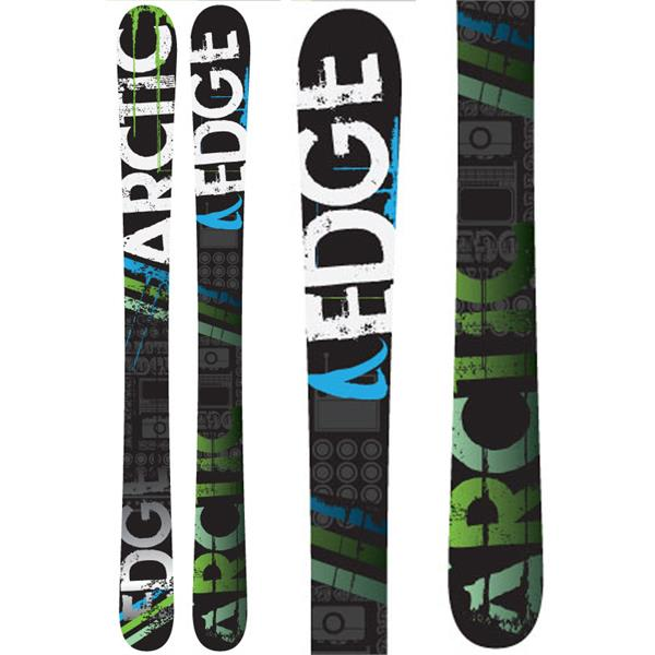 Arctic Edge Menace TT2 Camrock Skis