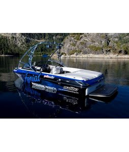 Aerial Assault Wakeboard Tower 2.25 Polished Aluminum