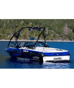 Aerial Assault Wakeboard Tower 2.25 Stealth Black