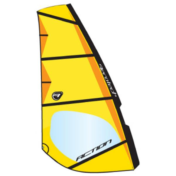 Aerotech Action Windsurf Sail Rig