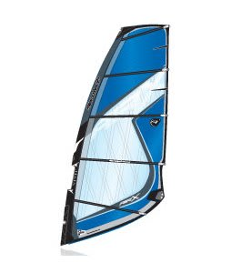 Aerotech Air X Windsurf Sail 6.4m Blue