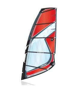 Aerotech Air X Windsurf Sail 5.8m Red
