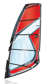 Shop for Aerotech Air X Windsurf Sail 5.8m Red