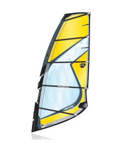 Aerotech Air X Windsurf Sail 6.4m