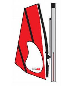 Aerotech WindSUP Rig Package 4.8M