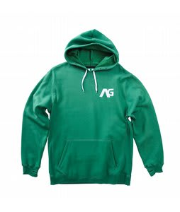 Analog Crux Hoodie Alpine Green