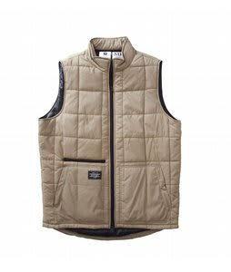 Analog Investment Vest Vintage Khaki
