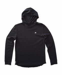 Analog Overlay Hoodie True Black
