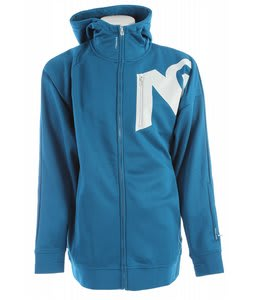 Analog Transpose Hoodie Frostline Blue