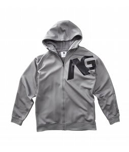 Analog Transpose Hoodie Grayscale
