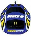 Aquaglide Nitro 3 Inflatable Towable Tube - thumbnail 2