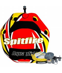 Aquaglide Spitfire Inflatable Towable Tube Package
