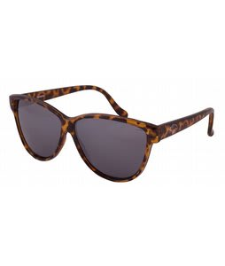 Airblaster Airbabe Sunglasses Brown Tortoise