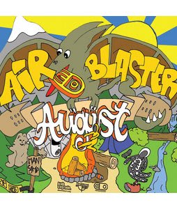 August Snowboard DVD