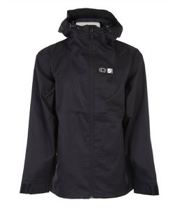 Airblaster Freedom 5 Snowboard Jacket Black Mens